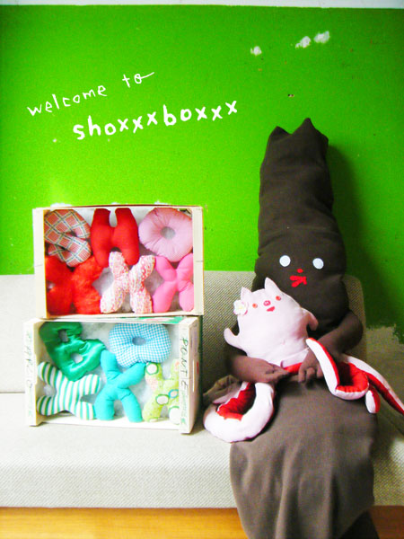 welcome to SHOXXXBOXXX